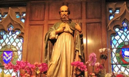 Praying for the Impossible? Try St. Jude, Patron of Hope