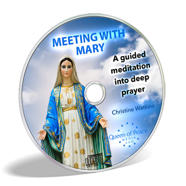 Meeting with Mary CD meditation