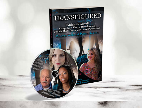 TRANSFIGURED DVD