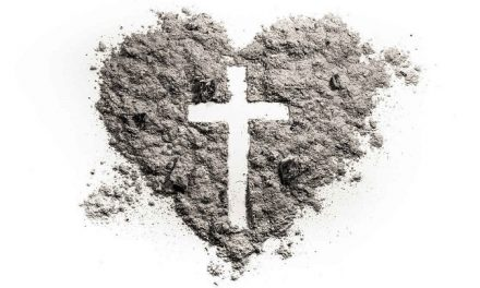 Start Your Lent with Love: Ash Wednesday and St. Valentine's Day