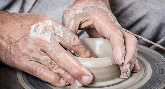 He Is the Potter and I Am the (Resistant) Clay