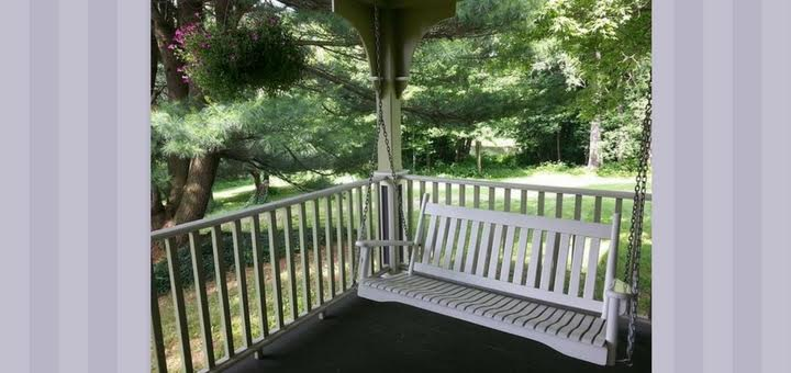 A Porch, A Swing, and Christine