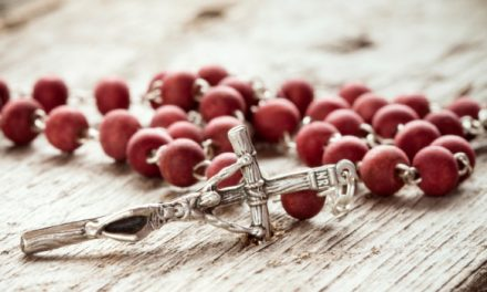 "Holy Rosary: Spiritual ""Weapon"" for Our Time"