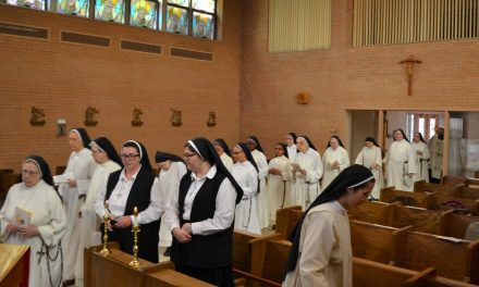 What Does a Cloistered Nun Do All Day?