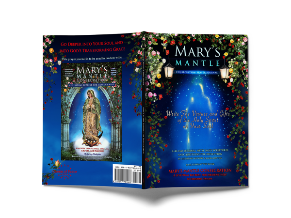 Mary's Mantle prayer journal