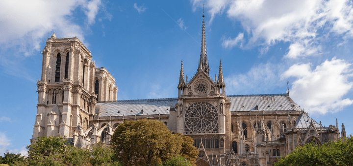 Notre Dame Will Rise Again
