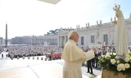 Our Lady of Fatima: Prayer and Peace