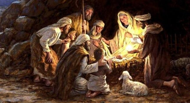 Your Stable, the Manger, and the Dung Heap