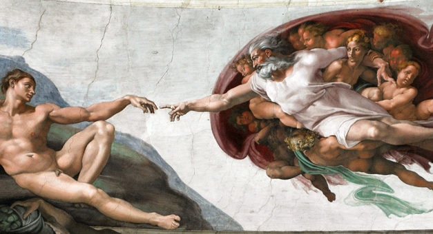The Pope, The Ceiling, and Thinking Small